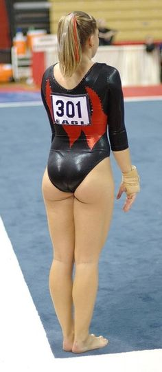 Photos of best looking gymnast butts