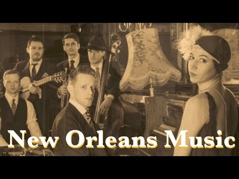 New orleans and jazz music