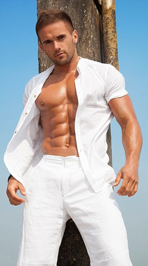 Hot male strippers screensaver