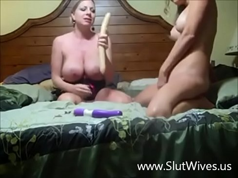 Sexy man with naked women