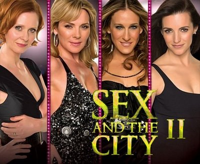 Sex and the city promotion