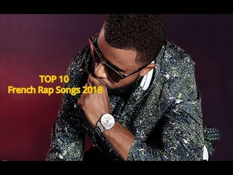 Most popular french songs 2018