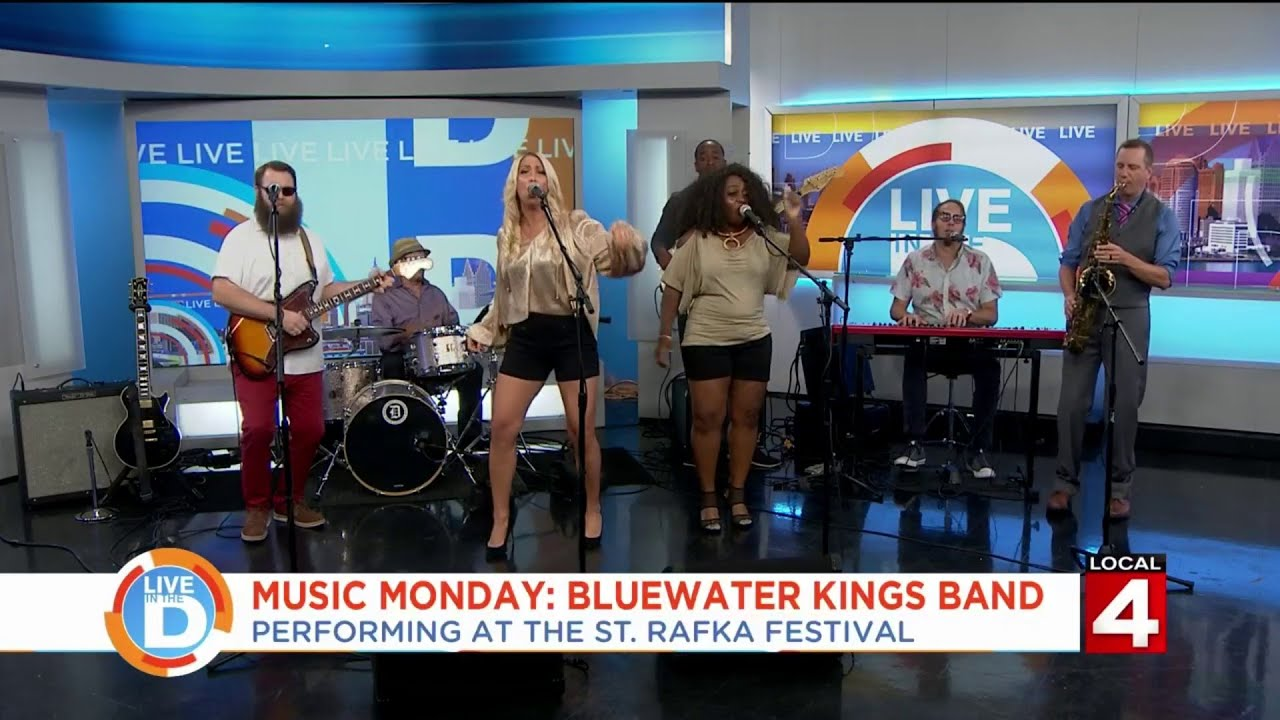 Blue water king band
