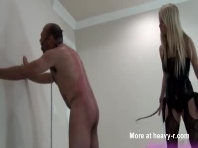 Black whipping porn