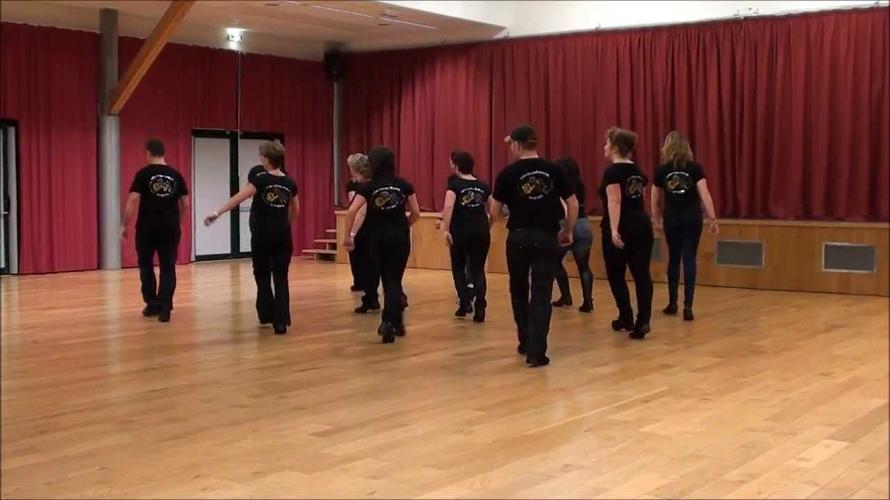 Youtube blurred lines line dance with music